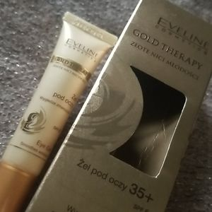 Eveline Cosmetics Gold Therapy eye gel